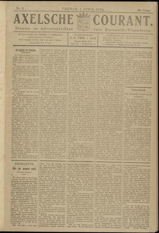 Axelsche Courant 1924-04-04