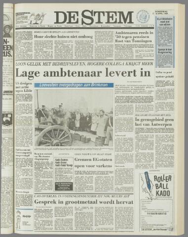 de Stem 1986-04-10