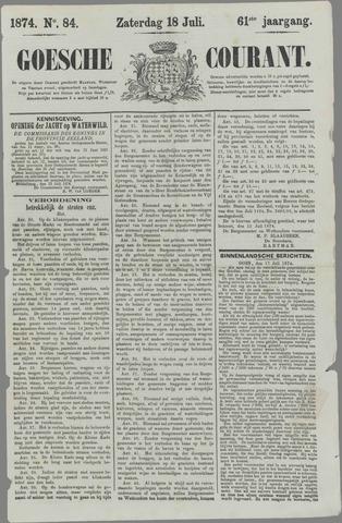Goessche Courant 1874-07-18