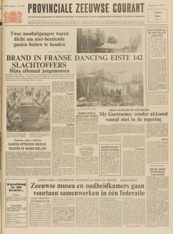 Provinciale Zeeuwse Courant 1970-11-02
