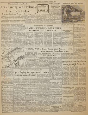Watersnood documentatie 1953 - kranten 1954-01-13