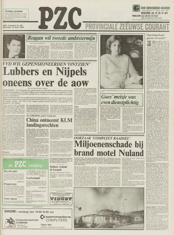 Provinciale Zeeuwse Courant 1983-04-16