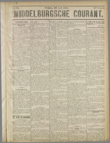 Middelburgsche Courant 1922-07-28