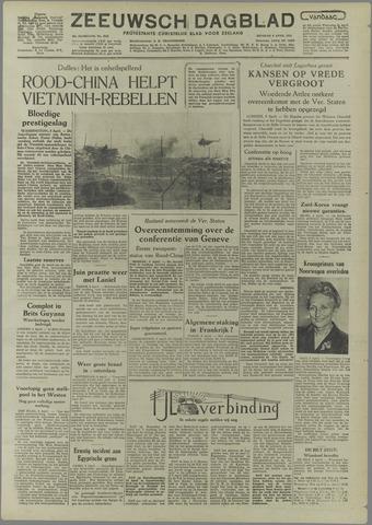 Zeeuwsch Dagblad 1954-04-06