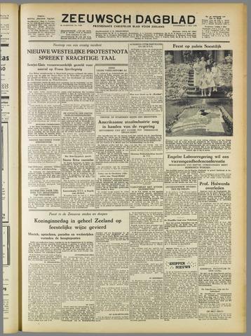 Zeeuwsch Dagblad 1952-05-01