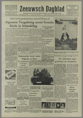 Zeeuwsch Dagblad 1957-10-19