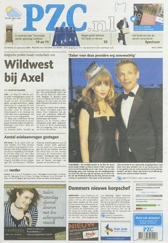 Provinciale Zeeuwse Courant 2009-09-12