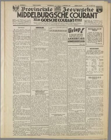 Middelburgsche Courant 1937-01-06