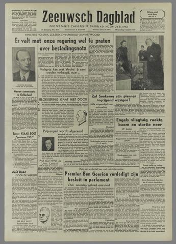 Zeeuwsch Dagblad 1957-03-06