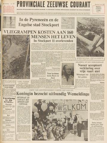 Provinciale Zeeuwse Courant 1967-06-05