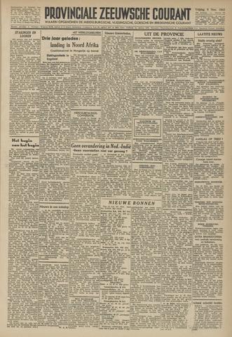 Provinciale Zeeuwse Courant 1945-11-09