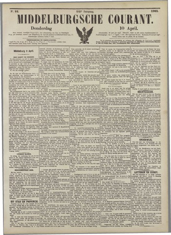 Middelburgsche Courant 1902-04-10