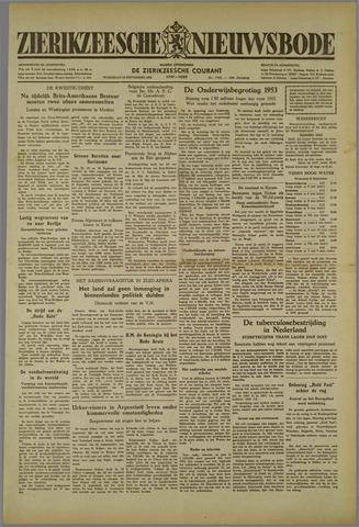 Zierikzeesche Nieuwsbode 1952-09-24