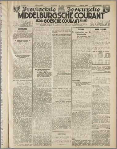 Middelburgsche Courant 1936-01-11
