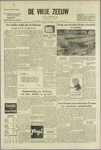 de Vrije Zeeuw 1963-10-12