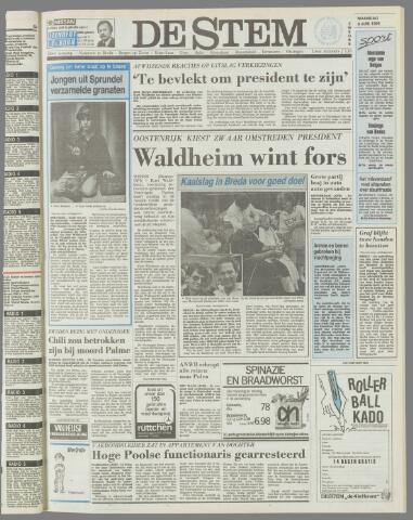 de Stem 1986-06-09