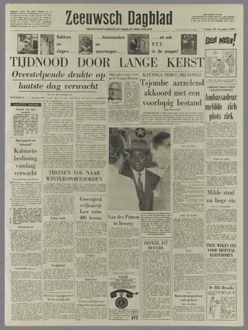 Zeeuwsch Dagblad 1961-12-22