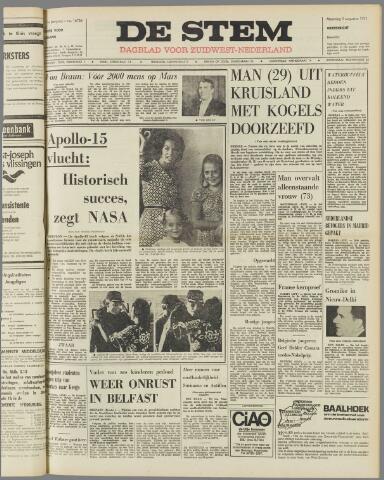 de Stem 1971-08-09