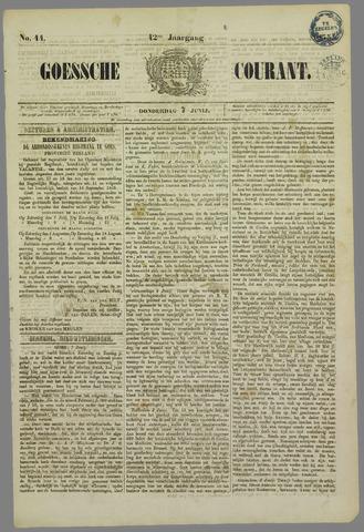 Goessche Courant 1855-06-07