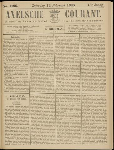 Axelsche Courant 1898-02-12