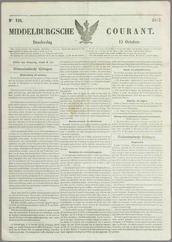 Middelburgsche Courant 1857-10-15