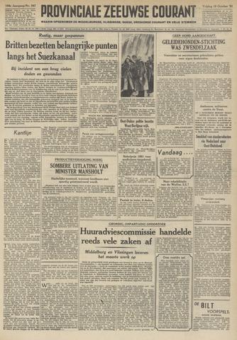 Provinciale Zeeuwse Courant 1951-10-19