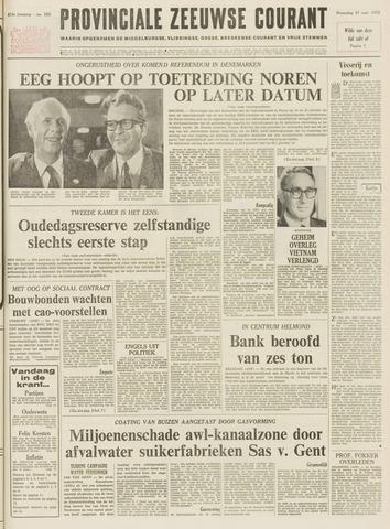 Provinciale Zeeuwse Courant 1972-09-27