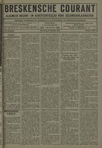 Breskensche Courant 1920-02-18