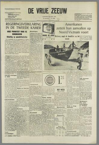 de Vrije Zeeuw 1965-04-28