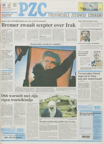 Provinciale Zeeuwse Courant 2003-05-02