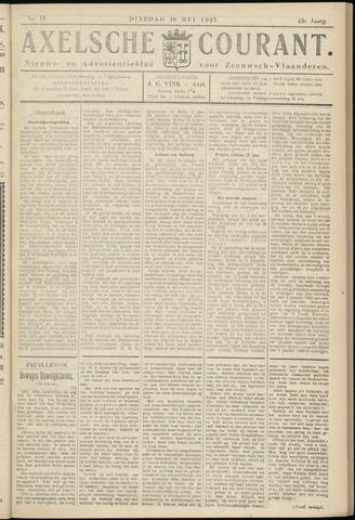 Axelsche Courant 1927-05-10