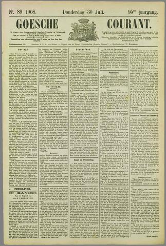 Goessche Courant 1908-07-30