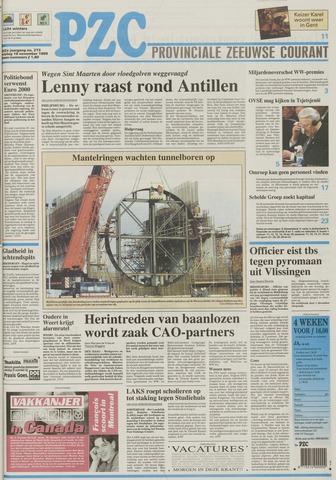 Provinciale Zeeuwse Courant 1999-11-19