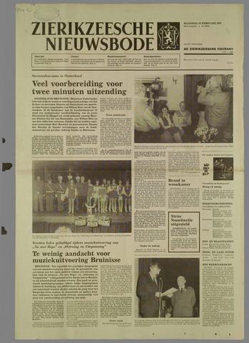 Zierikzeesche Nieuwsbode 1985-02-18