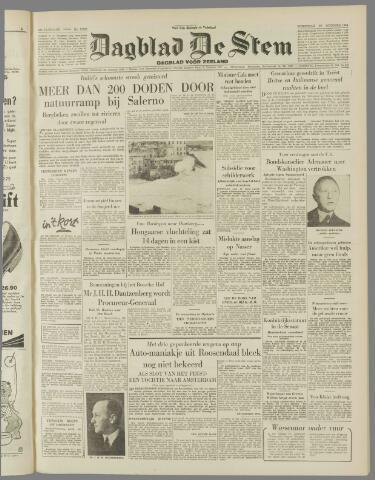 de Stem 1954-10-27