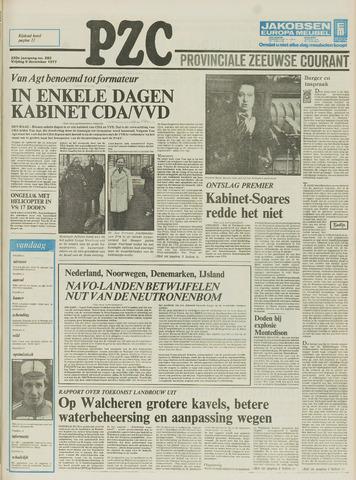 Provinciale Zeeuwse Courant 1977-12-09