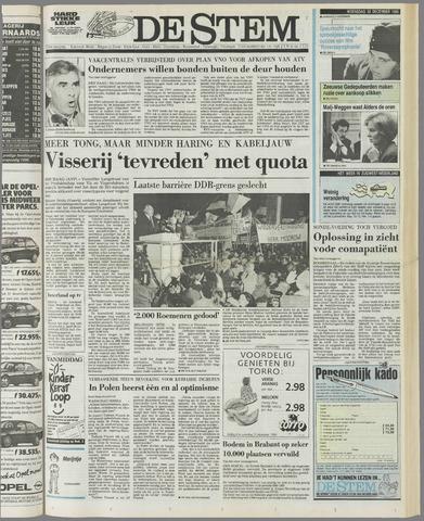 de Stem 1989-12-20