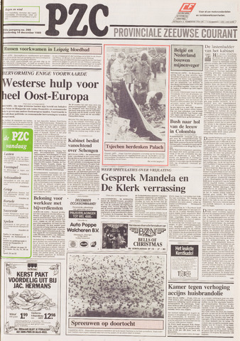 Provinciale Zeeuwse Courant 1989-12-14