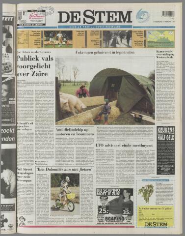 de Stem 1997-02-27