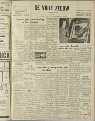 de Vrije Zeeuw 1962-05-21