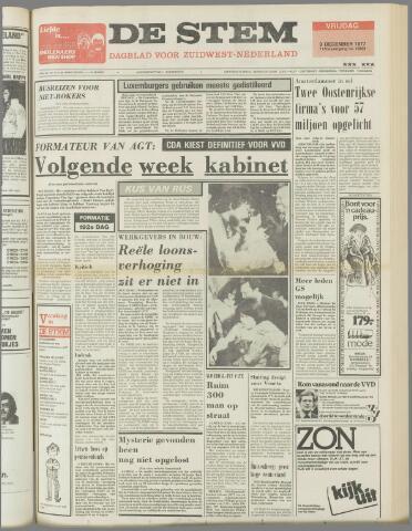 de Stem 1977-12-09