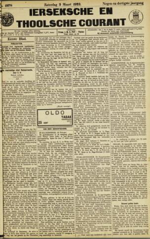 Ierseksche en Thoolsche Courant 1923-03-03