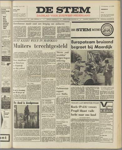 de Stem 1971-07-14