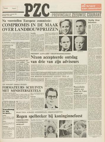 Provinciale Zeeuwse Courant 1973-05-01