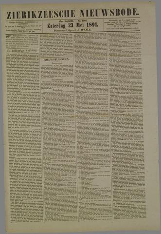 Zierikzeesche Nieuwsbode 1891-05-23
