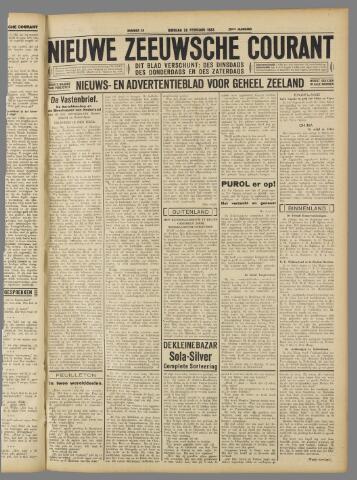 Nieuwe Zeeuwsche Courant 1933-02-28