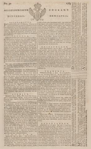 Middelburgsche Courant 1785-04-26