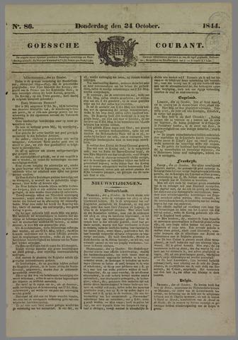 Goessche Courant 1844-10-24