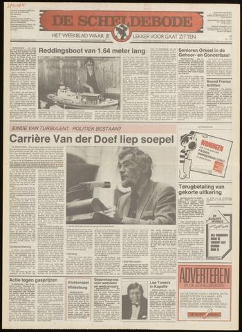 Scheldebode 1986-02-13