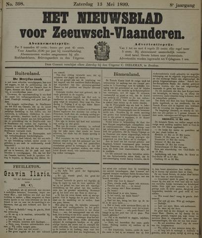 Nieuwsblad voor Zeeuwsch-Vlaanderen 1899-05-13